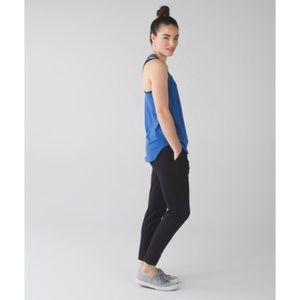 lululemon athletica Tops - Lululemon Yogi Racer Back III Heathered Sprinkler